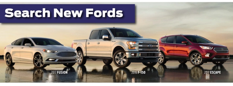 Search New Fords For Sale Near Jacksonville FL