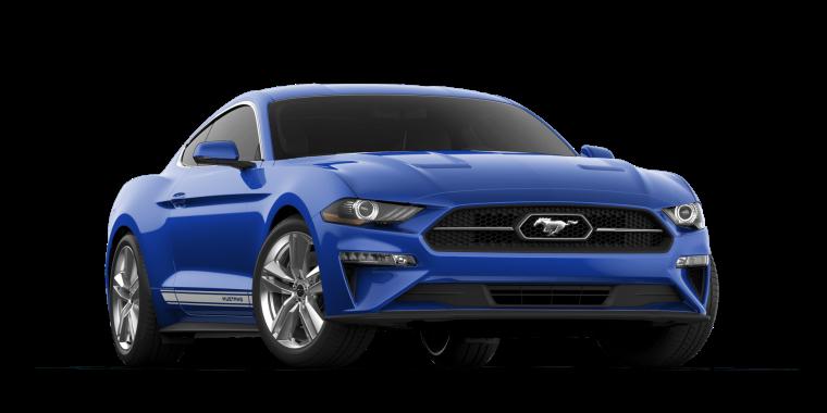 2018 Mustang Fastback Premium